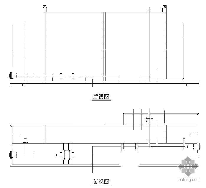 10T/H中水回用反渗透主机安装图
