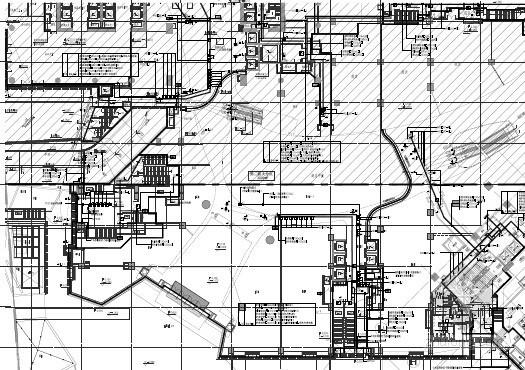 [广东]超高层商务综合楼强弱电施工图纸600张(系统全面  含酒店、办公楼)