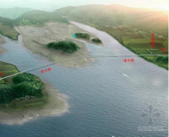 [浙江]双向六车道跨海大桥及接线工程标准化建设实施方案203页(路隧桥)
