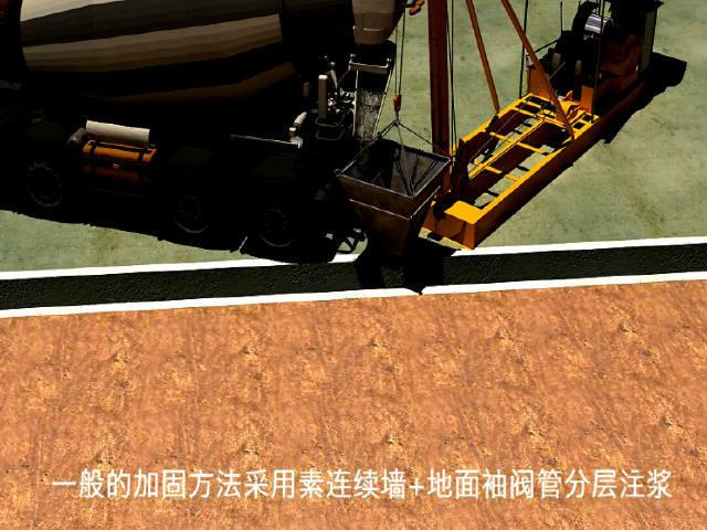 盾构施工技术交底及部分监督要点三维动画演示(21分钟)_WVA