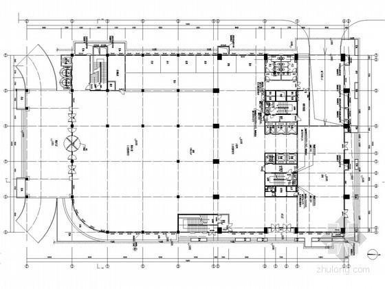 [湖南]高层商业酒店通风防排烟系统设计施工图