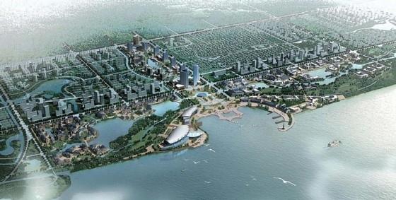 [江苏]大型城市规划及单体设计方案文本(知名公司设计 精品资料)