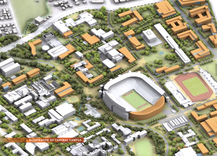 [美国]SASAKI大学校园建筑设计方案文本