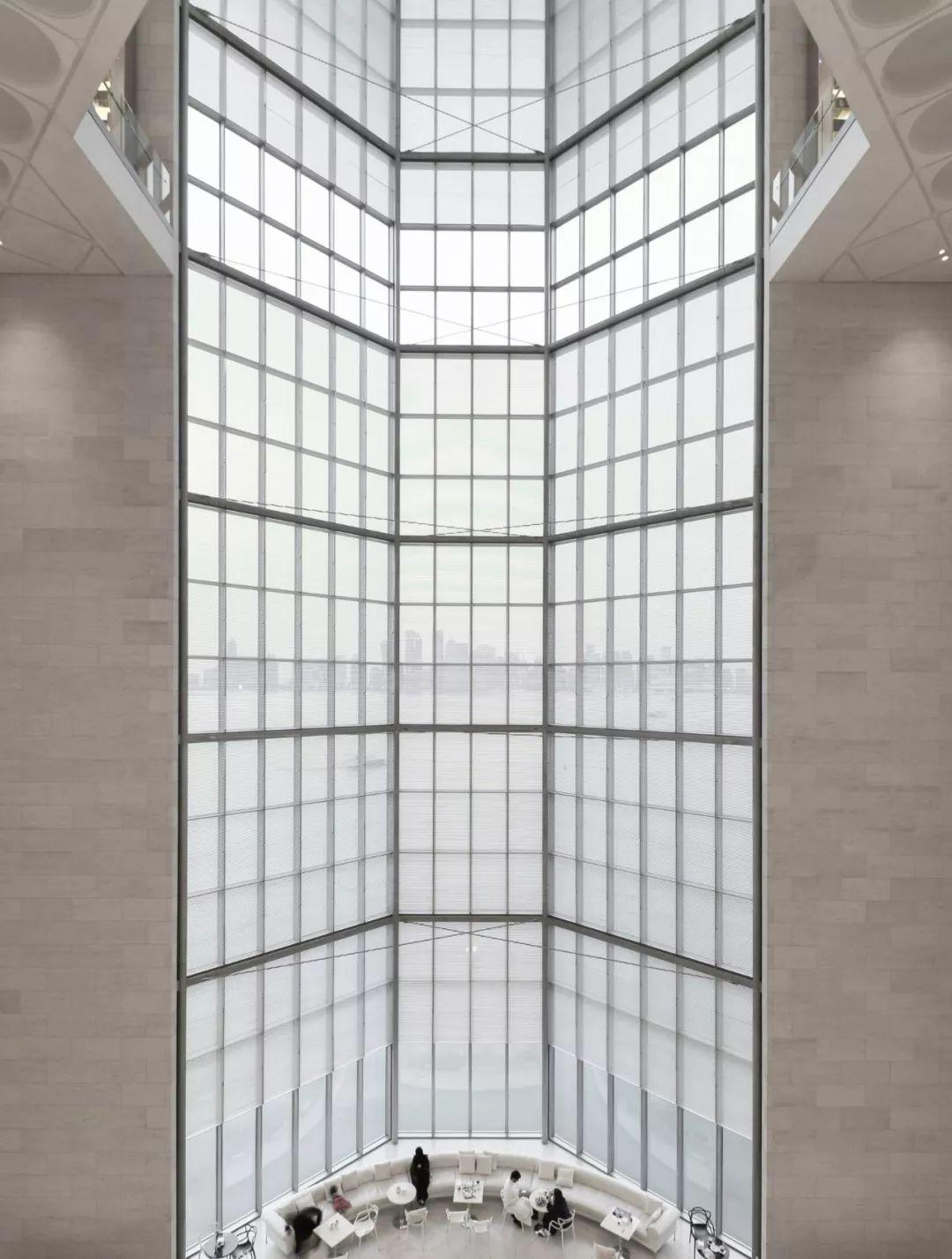 致敬贝聿铭:世界上最会用「三角形」的建筑大师_90