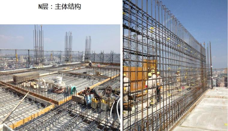 建筑工程全穿插施工作业介绍讲义(85页,附图较多)
