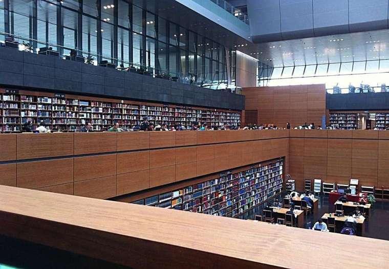 中国国家图书馆方案.