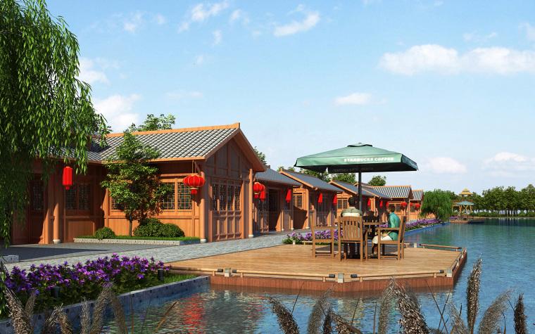 天津海河水上运动世界概念性总体规划