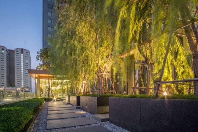 曼谷日本工艺与现代融合的Life住宅-8