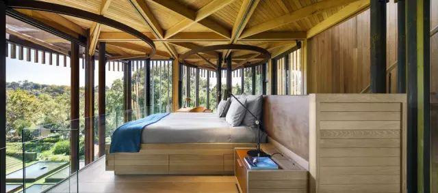 这些树屋,满足你对森林的所有幻想_5
