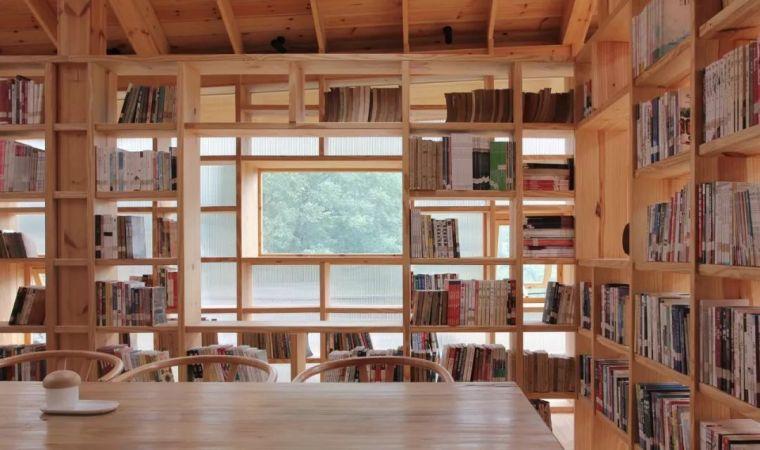 """他们在大山深处建造了一个""""悬浮""""书屋,凝聚起逐渐消逝的乡情_36"""