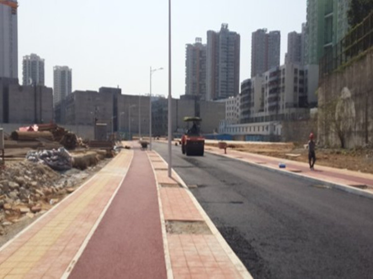 杭州市政道路工程资料下载-市政道路施工方案(共42页)