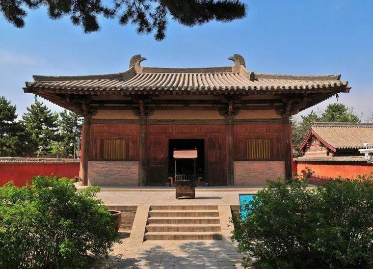 中国现存的木结构古建筑前50座,看一眼少一眼了~_2