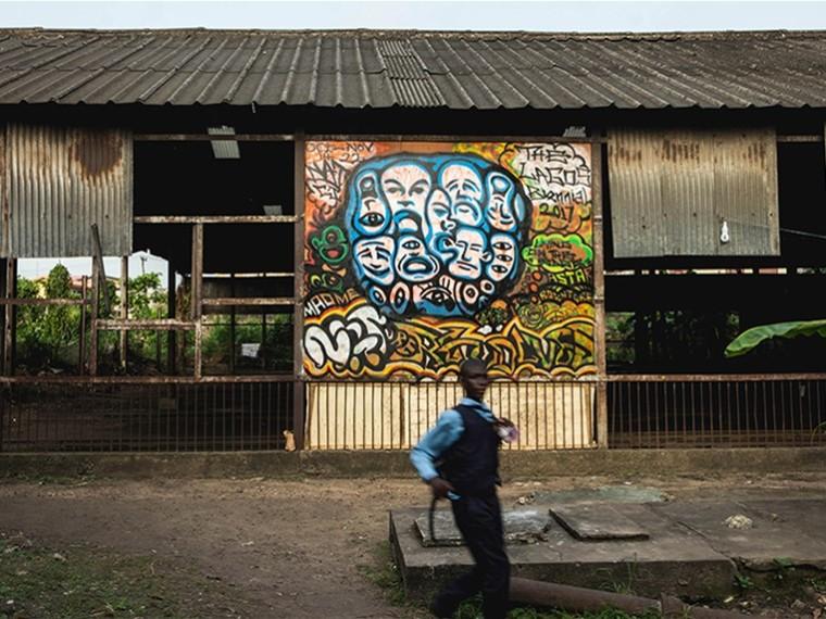尼日利亚拉各斯双年展主展场