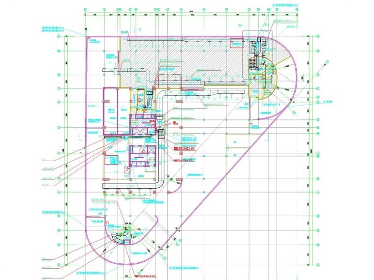 [浙江]高层办公建筑空调通风及防排烟系统(大院设计)