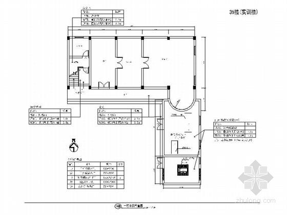 [浙江]供电机构现代办公楼室内装修施工图