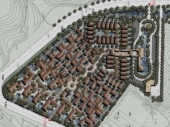[武夷山]现代休闲旅游度假村项目规划设计方案