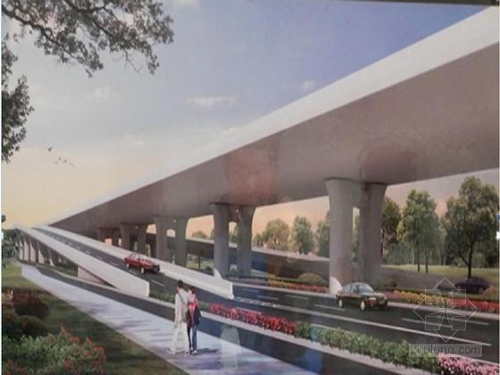 城市高架桥及匝道桥现浇箱梁施工专项方案77页(变截面等截面 支架现浇)
