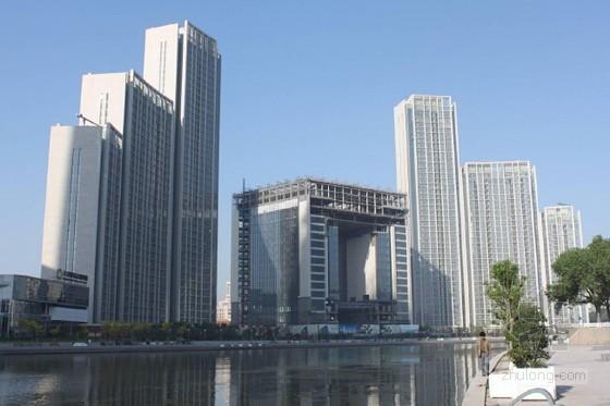 [天津]重点工程精装修顶级奢华公寓施工组织设计(附优秀施组推荐表)