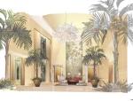 苏州金鸡湖大酒店(国宾馆)方案设计