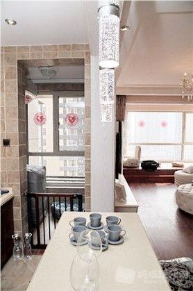 [绵阳某装饰公司]:两室两厅一卫混搭风格案例_8