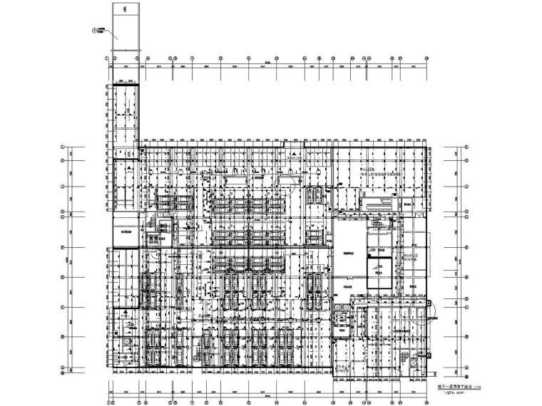 [常州]防洪工程监控中心给排水消防雨水回用系统施工图(大院)