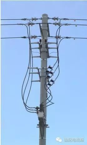 10kV配电线路安装工艺标准