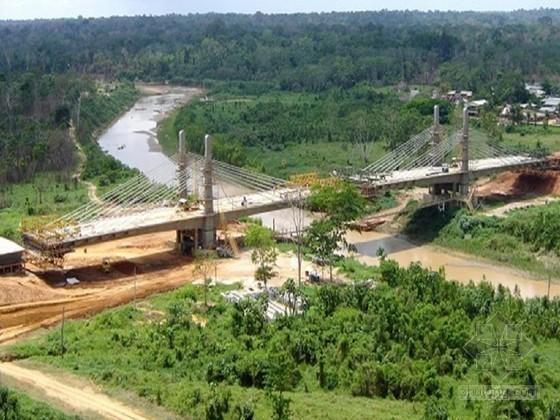 公路桥梁施工专项施工方案范本7篇(含计算书)