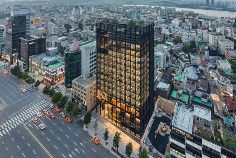 韩国新世界国际中心