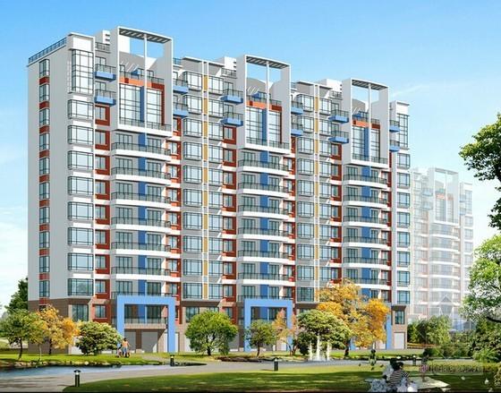 [广东]大型住宅楼项目开发合约策划报告(详细)