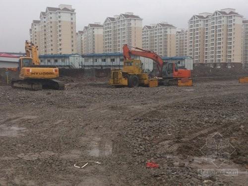 [上海]商业楼专项监理细则(基坑围护、降水、开挖)