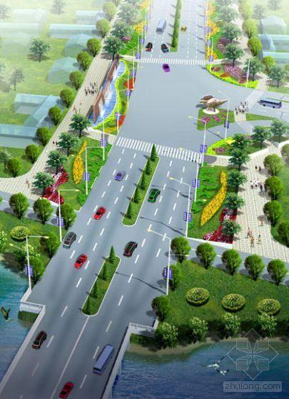 浙江景观道路规划方案