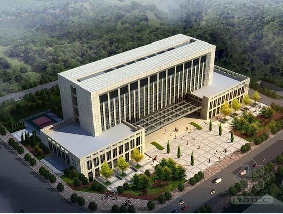 [北京]产业园区建筑工程结算书(附全套图纸)