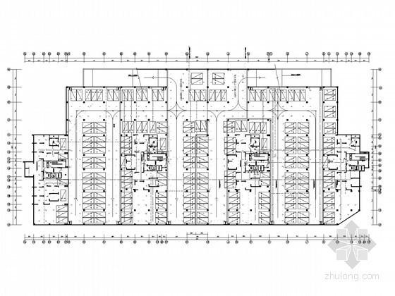 [安徽]13万平综合住宅楼全套电气施工图227张(办公楼 幼儿园 项目校审表)