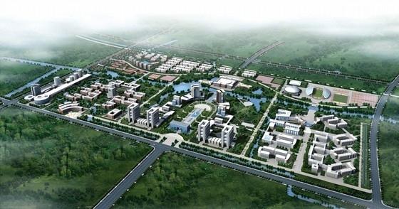 [浙江]大学校园规划及单体设计方案文本