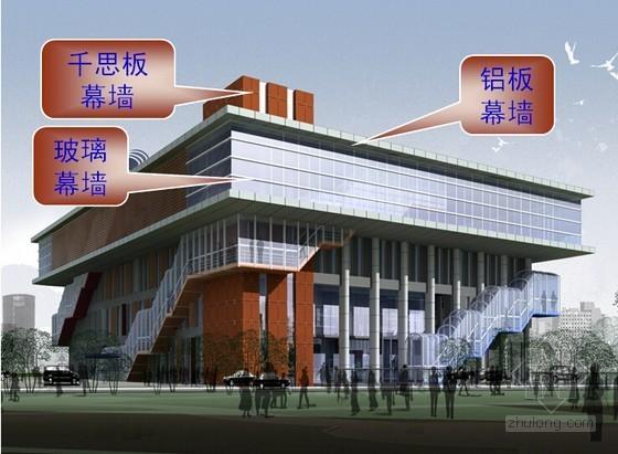 [QC成果]确保铝板幕墙挑檐檐沟防水质量汇报