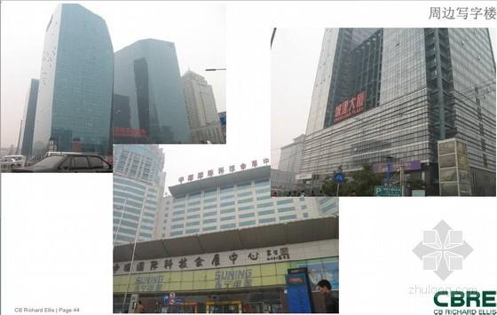 [知名房企]北京大型商业地产项目市场及投资测算分析报告(192页)
