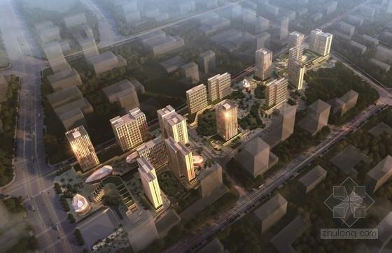 """[贵阳]""""绿谷""""体验式生态主题城市综合体建筑设计方案文本"""