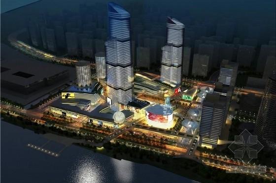 [浙江]超高层多业态商业综合体建筑设计方案文本
