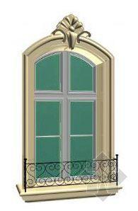 欧式窗及窗套2