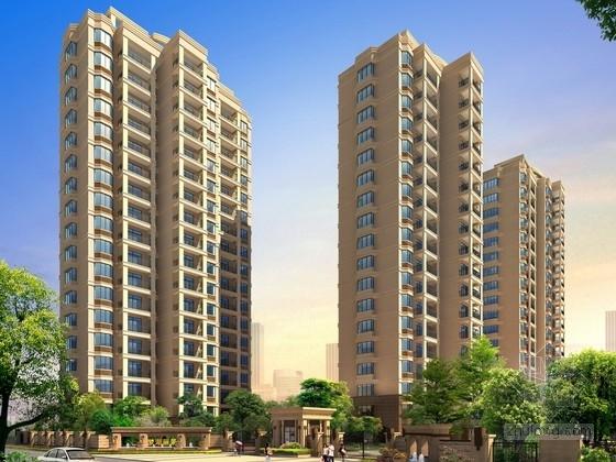 [江西]现代风格住宅区规划设计方案文本