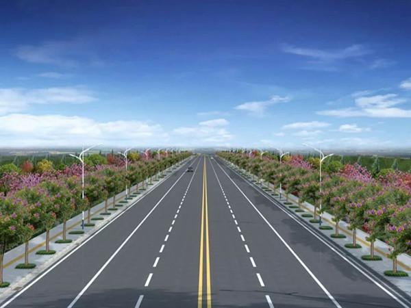 市政道路工程可行性研究报告(共87页)