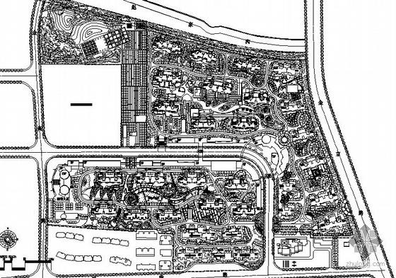 住宅小区景观设计方案