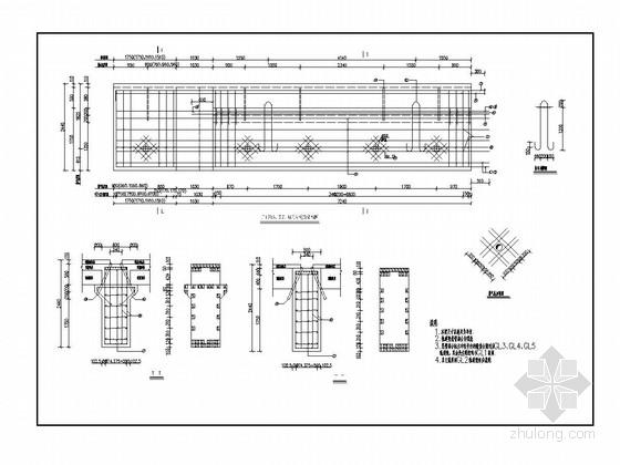 码头技术改造工程竣工图