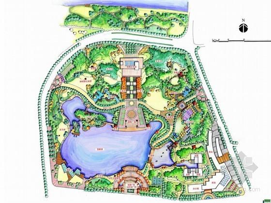 [宿迁]纪念性公园景观设计方案