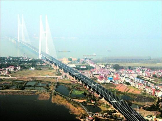 长江公路大桥施工组织设计(投标 悬臂浇筑)