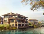[浙江]简欧式风格大型别墅区设计方案图纸