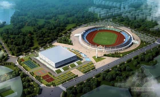 [广东]2015年足球场建设工程招标文件