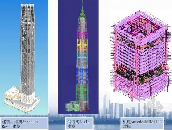 [深圳]BIM在地标性超高层建筑施工管理中的应用(多图)