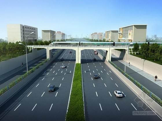 [广东]市政设施下穿铁路通道桥涵工程施工组织设计93页(含模板支架计算书)