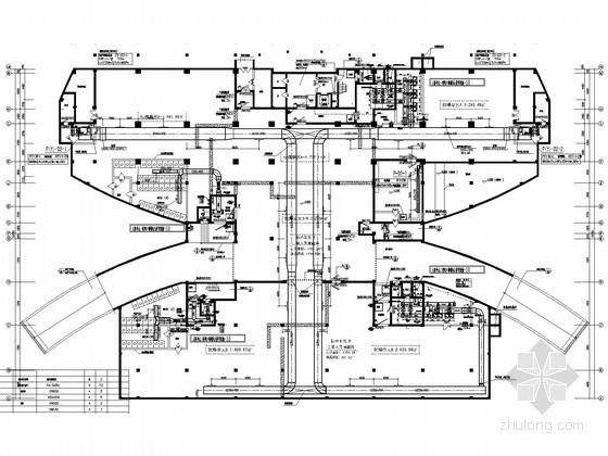 [浙江]办公建筑平战结合地下人防工程设计施工图